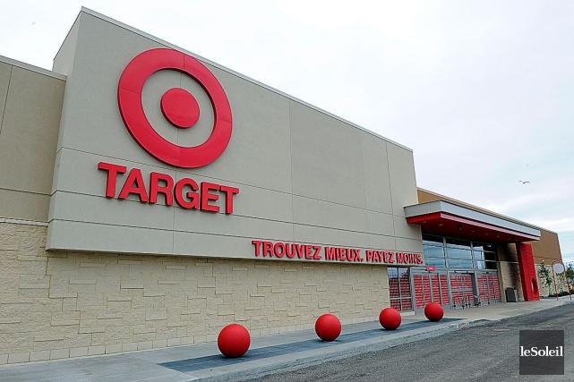 L'ancien Target de Lévis... (Photothèque Le Soleil, Erick Labbé)