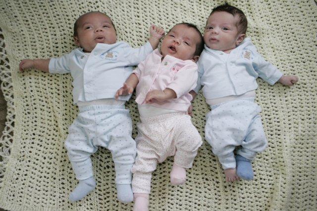 Une recrudescence récente de grossesses multiples à la suite de traitements de... (Photo: Velvet S. McNeil, archives The Detroit News)