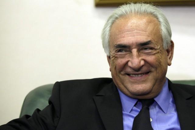 Dominique Strauss-Kahn... (Photo: archives AP)