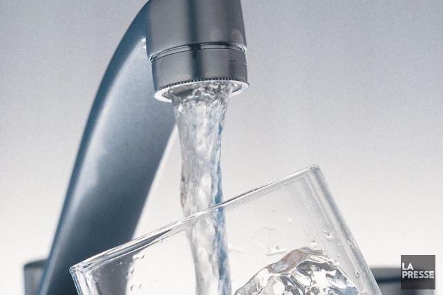 Les résidants de Charette sont privés d'eau depuis mercredi matin en raison du... (Photo Archives La Presse)