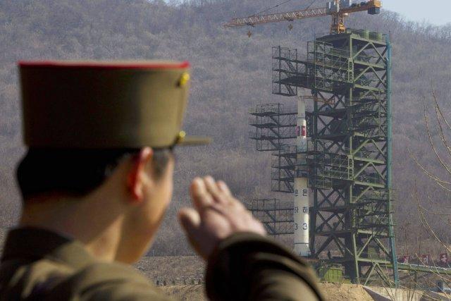 En décembre 2012, la Corée du Nord était... (PHOTO DAVID GUTTENDFELDER, ARCHIVES AP)