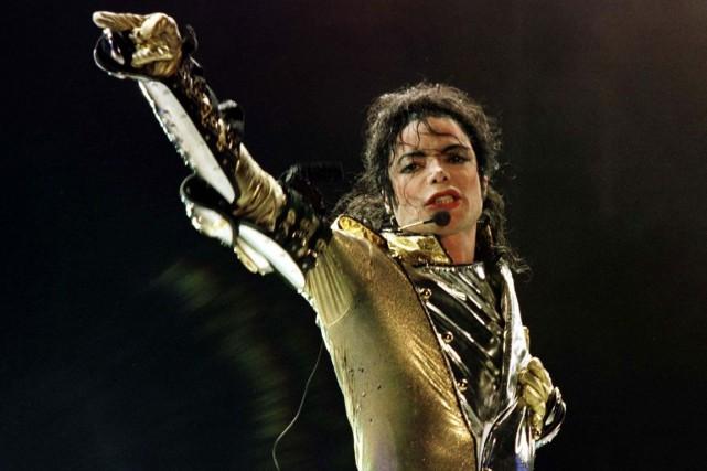 Michael Jackson... (Photo archives Reuters)