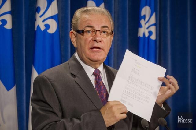 Par sa passivité, le gouvernement Marois a donné... (Photo Ivanoh Demers, La Presse)