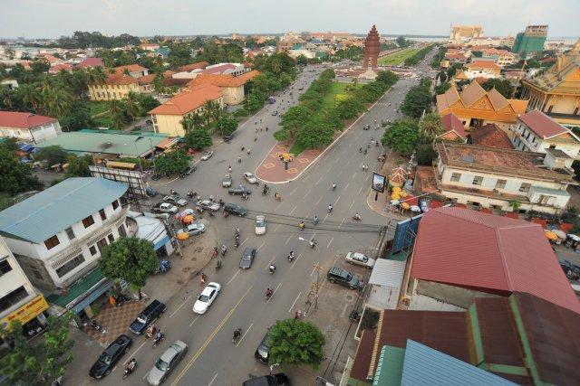 Phnom penh ville la moins ch re pour les h tels nouvelles for Hotel moins chere