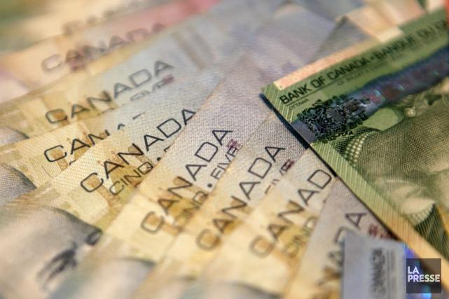 L'économie canadienne a crû pour un troisième mois consécutif en août, mais sa... (PHOTO INGOLFUR BRUUN, REUTERS)
