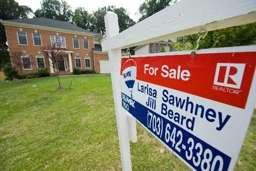 Les promesses de ventes de logements aux États-Unis ont baissé davantage que... (Photo archives AFP)