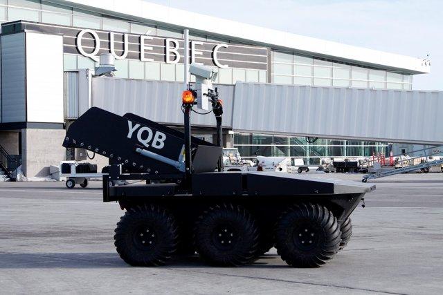 L'aéroport Jean-Lesage est le seul en Amérique du... (PHOTO FOURNIE PAR L'AÉROPORT JEAN-LESAGE)