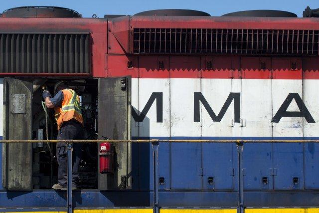 Des trois entreprises qui ont tenté d'acquérir la Montreal Maine & Atlantic,... (Photo Graham Hughes, archives La Presse Canadienne)