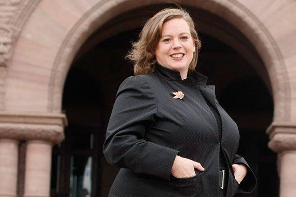 Lisa MacLeod... (Étienne Ranger, Archives LeDroit)