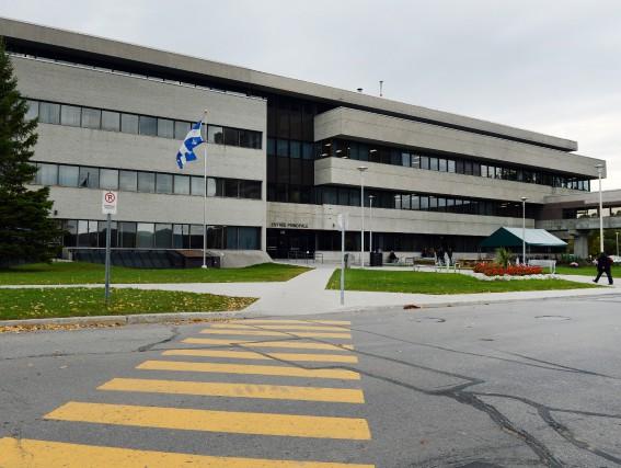 Université du Québec à Chicoutimi... (Photothèque Le Quotidien)