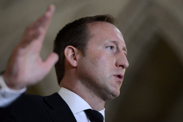 Le ministre de la Justice Peter MacKay... (Photo: PC)
