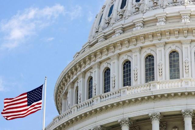 Le Capitole de Washington... (Photo archives AP)