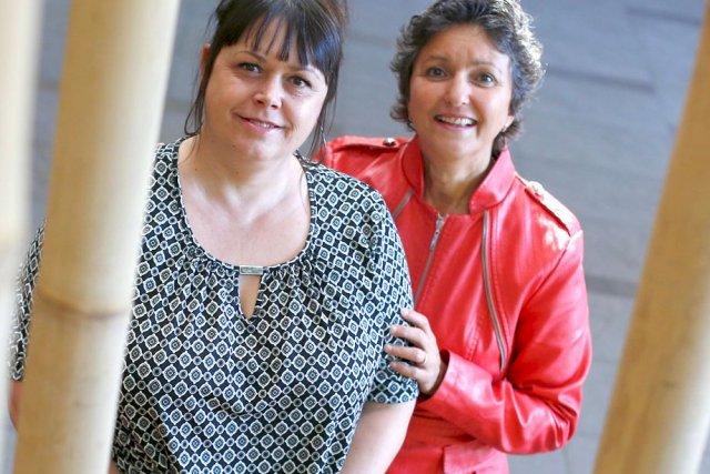 Anne Bouchard et Carole Parent considèrent que la... (Le Soleil, Yan Doublet)