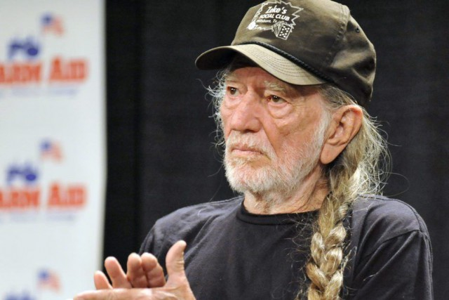 Willie Nelson... (PHOTO ARCHIVES AP)