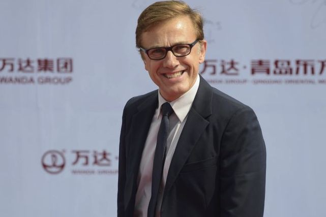 Christoph Waltz... (Photo: AFP)