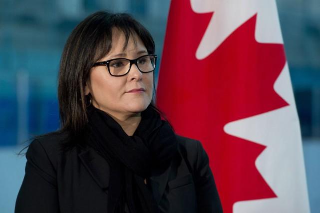 La ministre fédérale de l'Environnement, Leona Aglukkaq... (ARCHIVES PC)