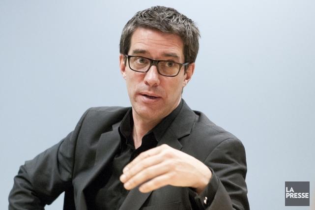 André Boisclair... (PHOTO NINON PEDNAULT, ARCHIVES LA PRESSE)