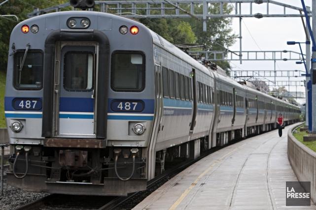 Le train de l'Ouest n'est pas un projet... (PHOTO FRANÇOIS ROY, ARCHIVES LA PRESSE)