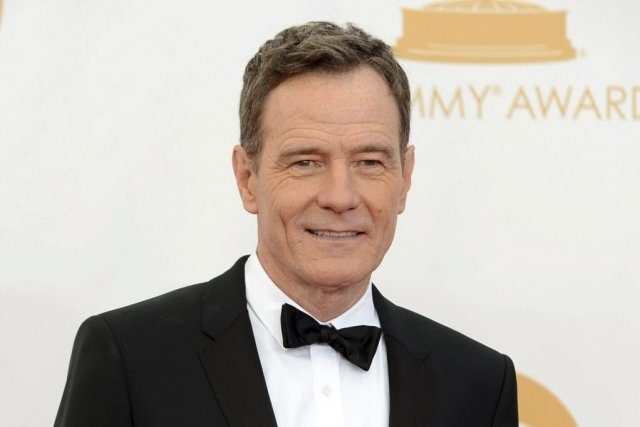 Bryan Cranston... (Photo: archives AP)