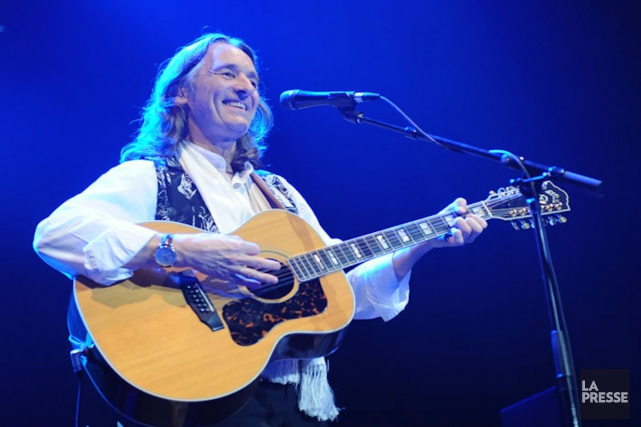 Roger Hodgson... (PHOTO ROB SHANAHAN, ARCHIVES LA PRESSE)
