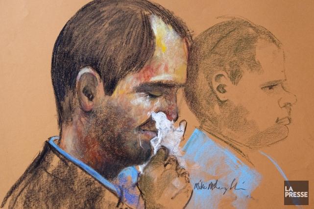 Guy Turcotte lors de son premier procès.... (Photo Alain Roberge, archives La Presse)