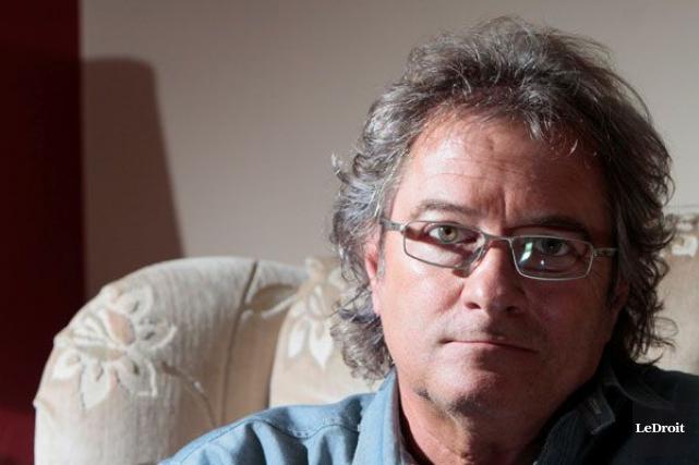 Daniel Séguin.... (Simon Séguin-Bertrand, Archives LeDroit)