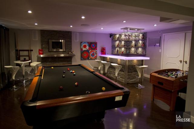 La mancave ou la caverne des temps modernes charles for Bar de maison design