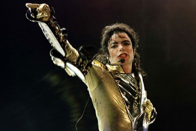 Michael Jackson... (Photo: archives Reuters)