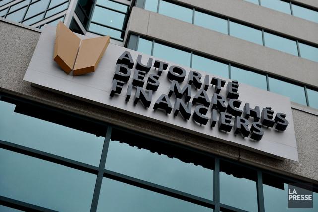 Après réflexion, l'Autorité des marchés financiers (AMF) a tranché et n'offrira... (Archives La Presse)
