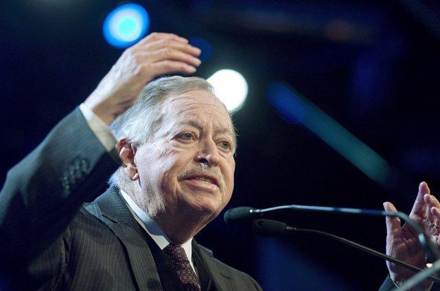L'ancien premier ministre du Québec, Jacques Parizeau.... (Photo archives La Presse Canadienne)