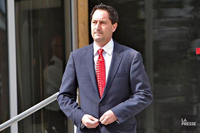 L'ancien maire par intérim de Montréal, Michael Applebaum.... (PHOTO PATRICK SANFAÇON, LA PRESSE ARCHIVES)