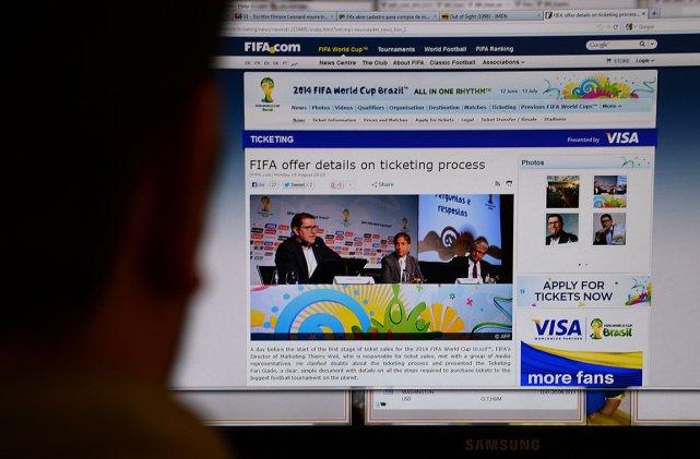 Parmi les 3,3 millions de billets rendus disponibles... (Photo Vanderlei Almeida, archives AFP)