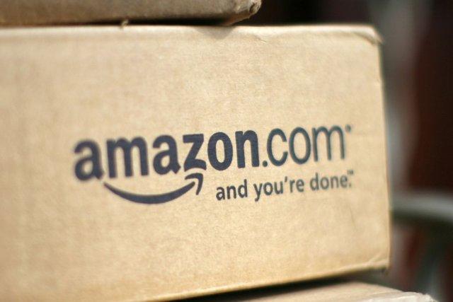 Amazon a énormément diversifié son activité ces dernières... (PHOTO ARCHIVES REUTERS)