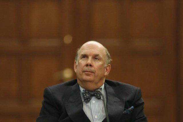 Le juge Nadon remplit la place laissée vacante... (Photo Reuters)