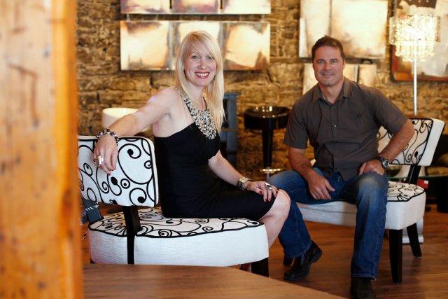 Josée-Gabrielle La Bar et François Guy Thivierge, les... (Le Soleil, Yan Doublet)