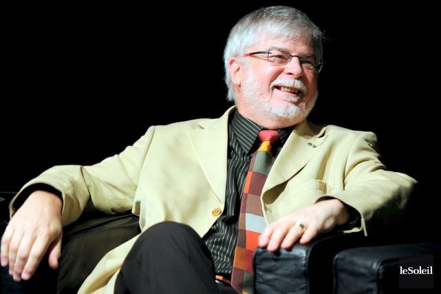 John R. Porter a été directeur du Musée... (Photothèque Le Soleil, Erick Labbé)