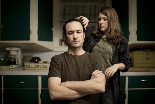 Ariane Legault et Sébastien Ricard dans Une jeune... (Crédit: K Films Amérique)
