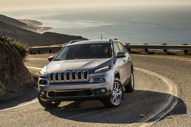 Chrysler dit qu'elle a assez de Cherokee en... (Photo fournie par Chrysler)