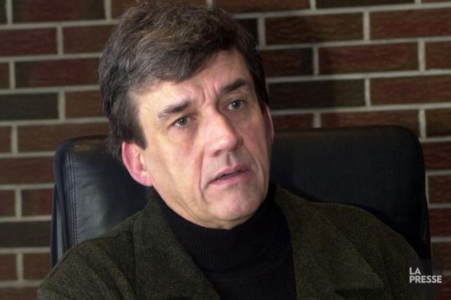 Le maire de Saint-Bruno-de-Montarville, Claude Benjamin... (Photo archives La Presse)