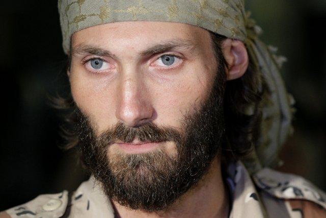 Matthew VanDyke s'est joint à la rébellion libyenne... (Photo Patrick Semansky, AP)