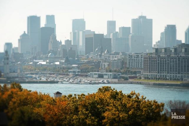 Le Québec doit rapidement attirer davantage de touristes américains et profiter... (Photo: Bernard Brault, archives La Presse)