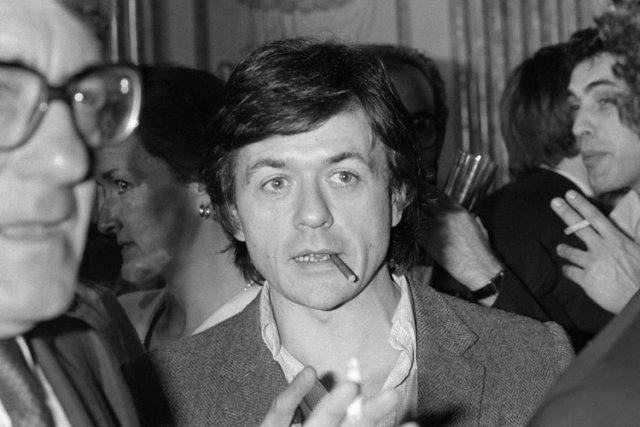 Patrice Chéreau lors d'un cocktail organisé par le... (Photo: AFP)