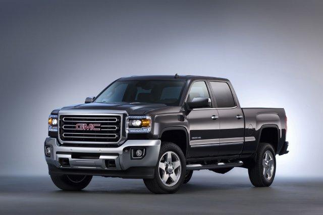 Le GMC Sierra 2015.... (Photo fournie par General Motors)