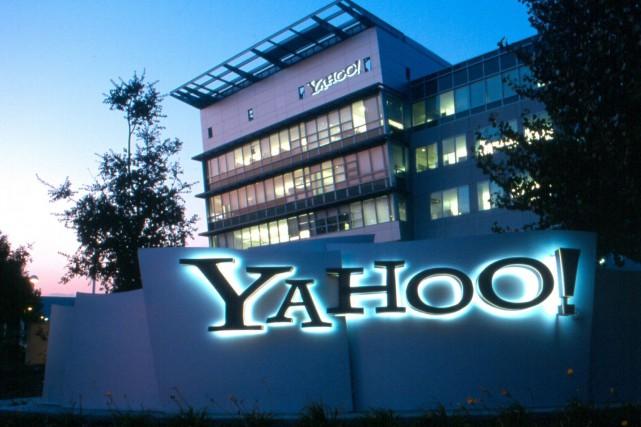 Sur la vie privée spécifiquement, Yahoo indique dans... (Photo Yahoo!)