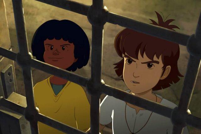 Esteban, Zia et Tao sont de retour! Les jeunes héros de la série-culte...