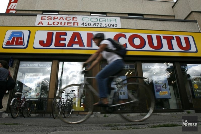 François J.Coutu, président de la chaîne JeanCoutu, dit... (Photo Patrick Sanfaçon, archives La Presse)