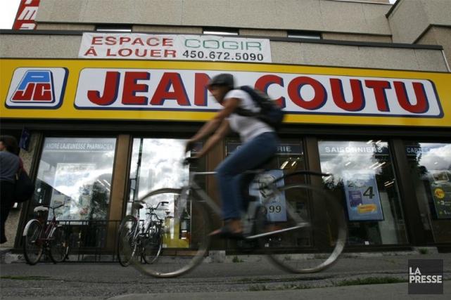 Jean Coutu avait réalisé un gain inhabituel de... (Photo Patrick Sanfaçon, archives La Presse)