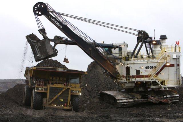 L'impact environnemental des sables bitumineux s'est une fois de plus retrouvé... (Photo: La Voix de l'Est)