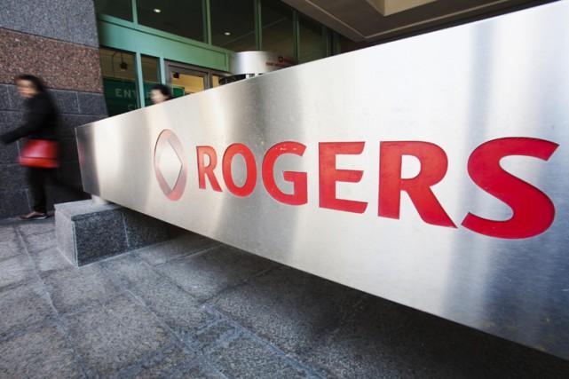 Rogers a annoncé mercredi avoir enregistré au quatrième... (Photo archives Reuters)