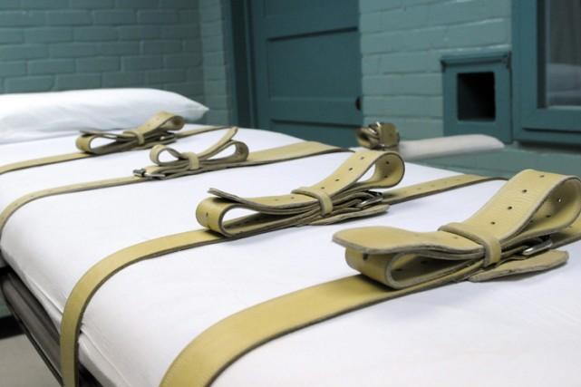 Les États qui pratiquent la peine de mort... (Photo: AP)